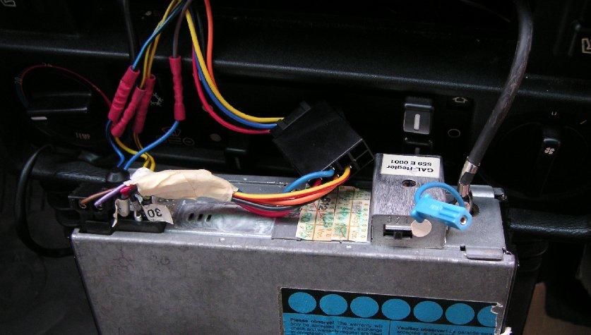 BMW-E28 Soundsystem/Stereosystem